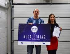 Metų inovacija Lietuvoje - sausas medus