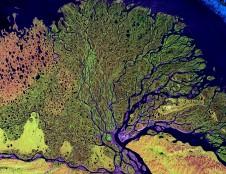 ES Copernicus leidžia panaudoti kosmoso palydovų duomenis potvyniui Nemuno žemupyje stebėti