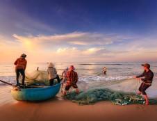 Startuolis ieško žvejybinių tinklų perdirbėjų
