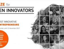 Lietuvė pretenduoja laimėti Europos moters inovatorės titulą