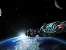 Ieško erdvėlaivių valdymo specialistų