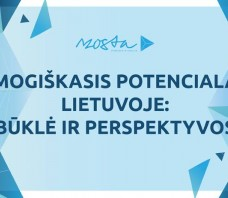 Žmogiškasis potencialas Lietuvoje: būklė ir perspektyvos