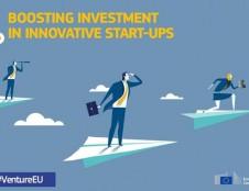2,1 mlrd. eurų novatoriškoms ir pradedančiosioms įmonėms Europoje skatinti