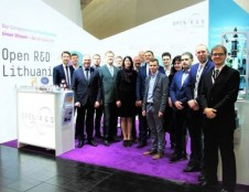 Lietuvos mokslas prisistato pasaulinėje technologijų parodoje Hanoveryje