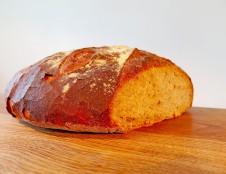 Saulės šiluma – duonai kepti