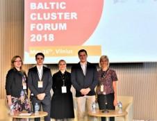 Baltijos klasterių forumas suteikė impulsą naujoms partnerystėms