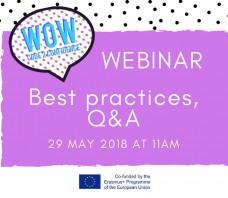 Webinar: « Women, coding & confidence »