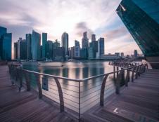 Atsivėrė kelias vystyti finansinių technologijų verslą Singapūre