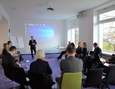 Inovacijų taryba susirinko į pirmąjį posėdį dėl technologijų parkų vaidmens