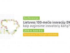 Kviečia siūlyti Lietuvos 100-mečio inovacijas