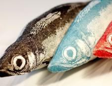 Ispanai ieško žuvies formos suvenyrų gamintojų