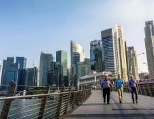 "Konkursas Lietuvos ""FinTech"" startuoliams semtis patirties Singapūre"