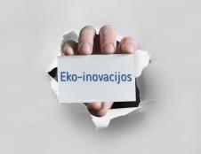 """Šiauliečių įmonės ekoinovacijos: originali ir šiuo metu analogų Lietuvoje neturinti """"žalioji reklama"""""""