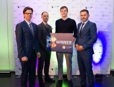 Išrinktas geriausias tvariosios energetikos startuolis Lietuvoje
