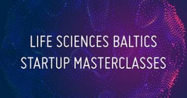 Life Sciences Baltics 2018 Startup Masterclasses
