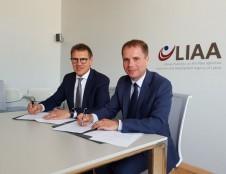 Lietuvos ir Latvijos agentūros pasirašė bendradarbiavimo skatinant inovacijas susitarimą
