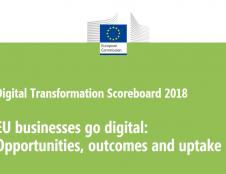Lietuvos verslo skaitmenizavimas viršija ES vidurkį