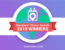 Coworker.com apdovanojimai – dviem Lietuvos bendradarbystės erdvėms