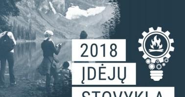 Idėjų stovykla 2018