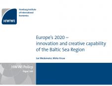 Inovacijų srityje Baltijos valstybėms vis dar tenka vytis Vakarus