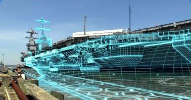 3D skenavimo panaudojimas skaitmenizuojant laivų statybos procesus