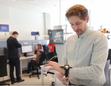 Kuria išmanų prietaisą inkstų ligomis sergantiems pacientams