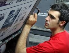 Belgai ieško fleksografinių dažų gamintojų ar tiekėjų