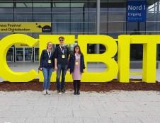 Tarptautiniame festivalyje verslui – partnerystės užuomazgos su Vokietijos IT sprendimų milžinėmis