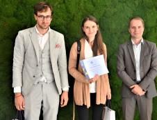 """Apdovanoti konkurso """"Idėjų bankas"""" laureatai"""