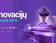 """""""Inovacijų savaitė 2018"""" kviečia praplėsti realybės suvokimo ribas"""