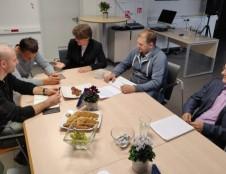 Visorių technologijų klasterio (VITEK) planuose - plėtra ir padidinta apyvarta