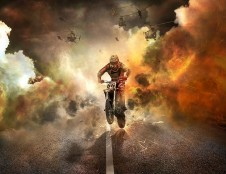 Inovacijos Lietuvos kariuomenei: skelbiamas konkursas dėl elektrinio motociklo ir universalaus jutiklių bloko sukūrimo
