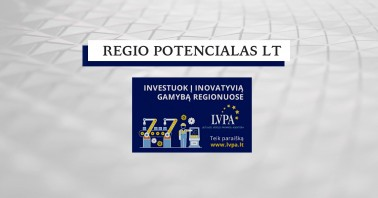 """Regio potencialas LT"" pristatymo seminaras"