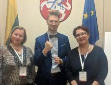 Lietuvos dizaino politikos forume Briuselyje - inovacijų ekspertai iš viso pasaulio