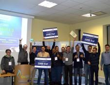 """Hakatonas """"Industry 4.0"""": revoliucingi sprendimai uostui ir verslui"""