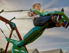 Prancūzai ieško idėjų inovatyvioms lauko žaidimų aikštelėms