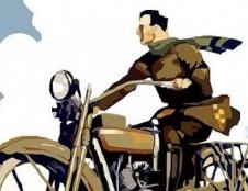 Tikslinamas finansavimas elektriniam motociklui sukurti