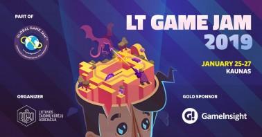 LT Game Jam 2019 Kaunas