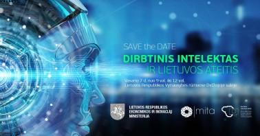 Dirbtinis intelektas ir Lietuvos ateitis