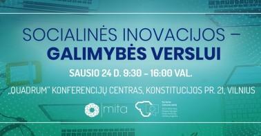 """""""Socialinės inovacijos – galimybės verslui"""""""