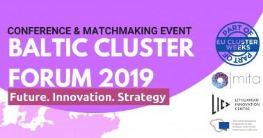 Baltic Cluster Forum 2019