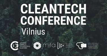 Cleantech Conference Vilnius