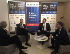 """""""Paris Fintech Forum"""" – diskusijos apie finansinių technologijų ateitį Europoje"""