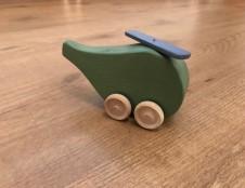 Švedai ieško gamintojų mediniam žaislams