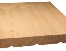 Švedai ieško medinių lentų gamintojų