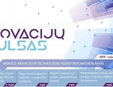 """""""Inovacijų pulsas"""" – naujienlaiškis, kuriantiems Lietuvos ateitį"""