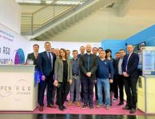 """Lietuvos mokslininkų išradimai """"Hannover Messe"""" parodoje"""