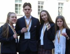 ES jaunųjų mokslininkų konkurso nacionalinio etapo nugalėtojai apdovanoti už sveikatos ir biologijos srities tyrimus