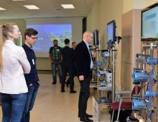 """Naujausių technologijų banga Klaipėdoje: """"Emerson Innovation Day"""""""