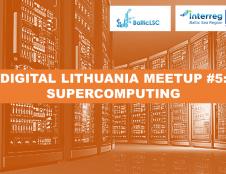 """Kviečiame į dirbtuves """"Superkompiuterių paslaugos verslui"""""""